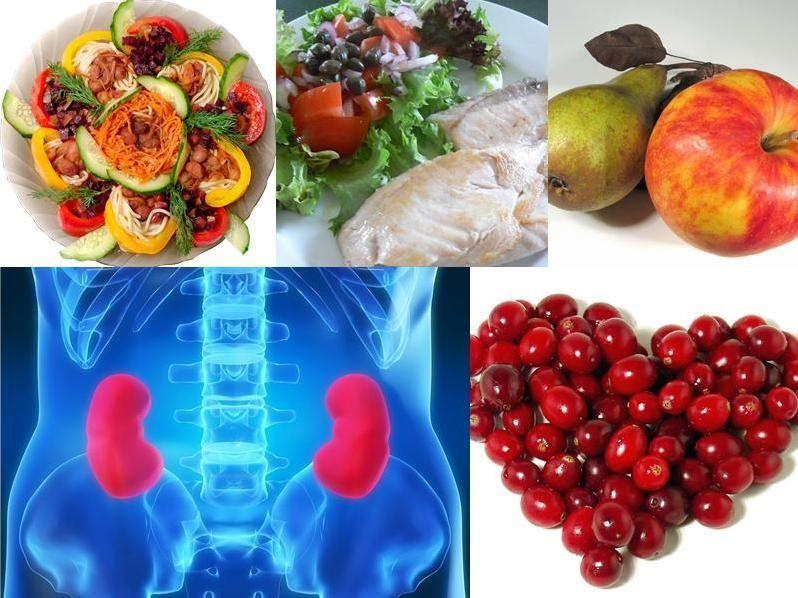 Νεφρά - Διατροφή