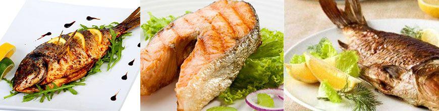 Ψάρια - μια από τις θρεπτικότερες ζωικές τροφές